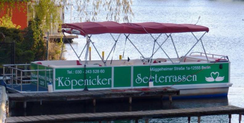 Foto: Köpenicker Seeterrassen