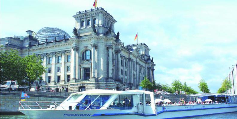 Foto: Stern - und Kreisschifffahrt Berlin