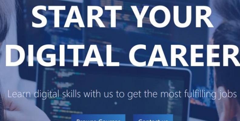 Start Your Digital Career