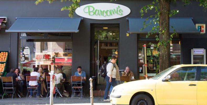 photo: coffee in Bergmannkiez