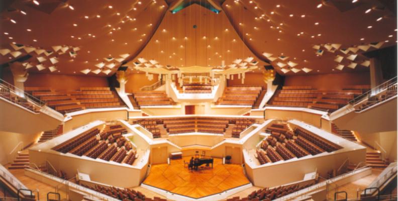Photo: main Concert Hall