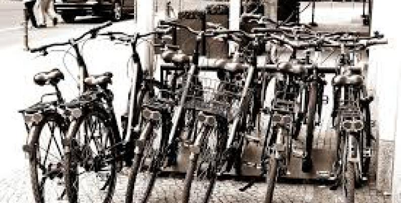 Photo: Bikes to rent