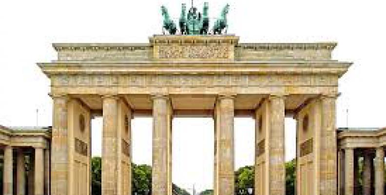 Photo: Brandenburg Gate