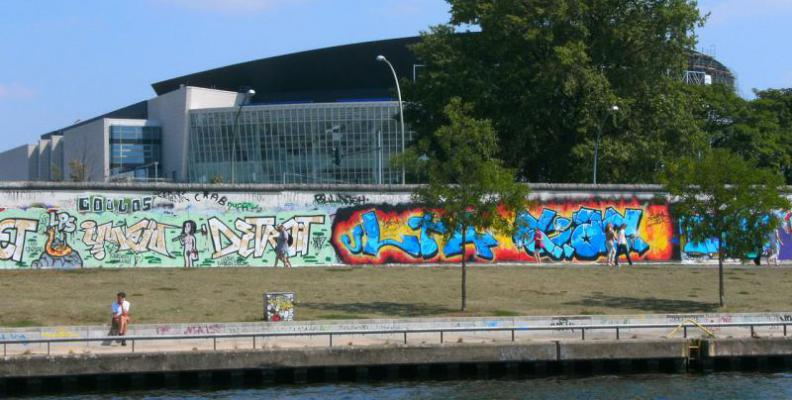 Photo: East Side Gallery Spree