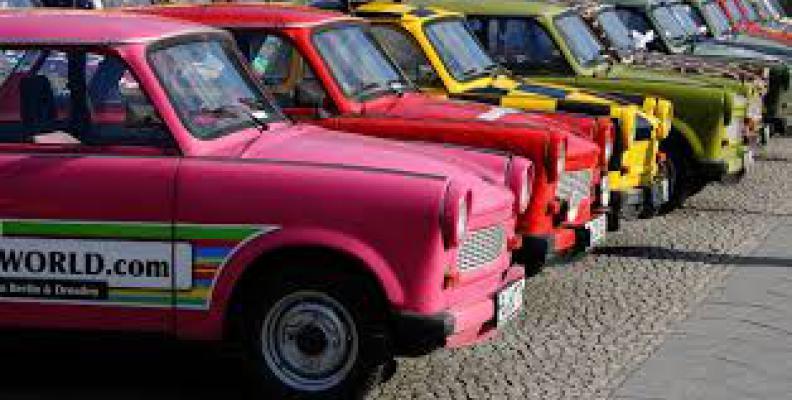 Photo: Trabant car