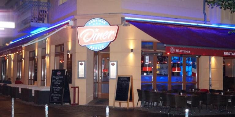 Foto: American Diner Berlin