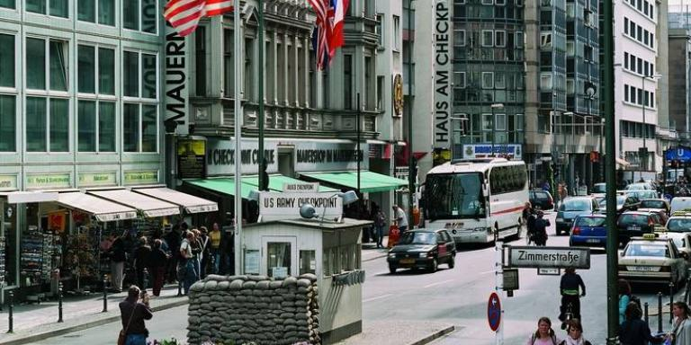Foto: Mauermuseum - Museum am Checkpoint Charlie, Berlin