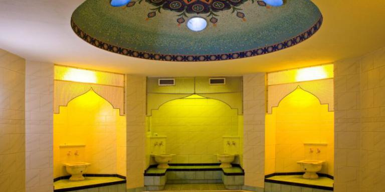 Foto: Hamam at the Women's Centre Schokoladenfabrik e.V.