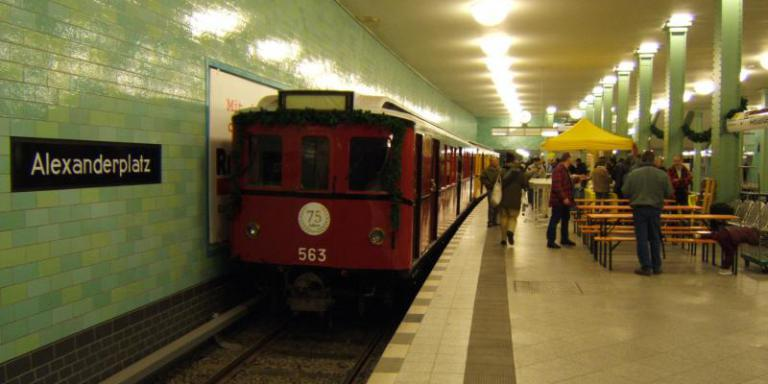Foto: Arbeitsgemeinschaft Berliner U-Bahn e.V.