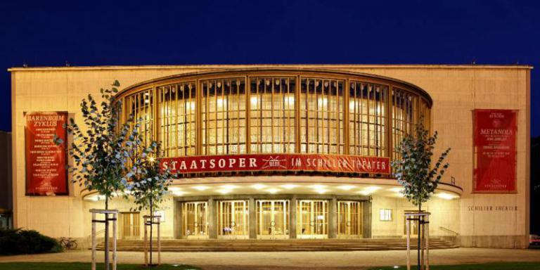Foto: Staatsoper at Schiller Theater | Thomas Bartilla