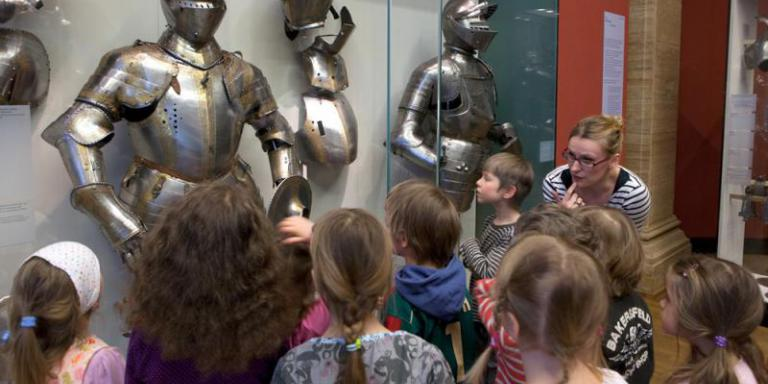 Photo: Deutsches Historisches Museum/ DHM - Childrens' Tour
