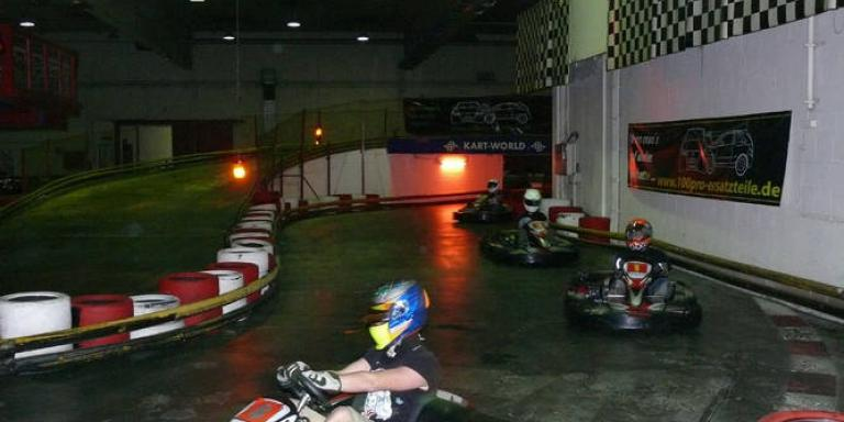 Photo: Kart-World Am Juliusturm