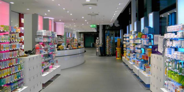 Foto: Apotheke Berlin Hauptbahnhof