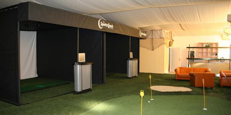 Foto: Indoor Golf Center