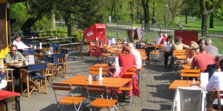 Foto: Pavillon Friedrichshain