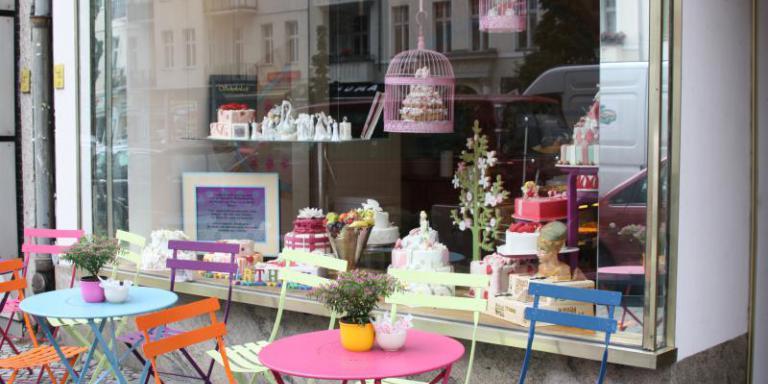 Wiener Cafe Konditorei Roseneck Berlin