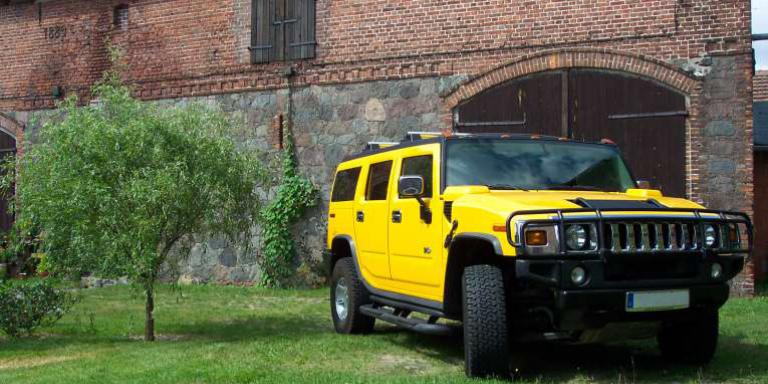 Foto: Beverly Cars | Hummerfeeling