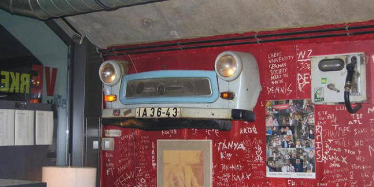 Foto: Verkehrsberuhigte Ostzone