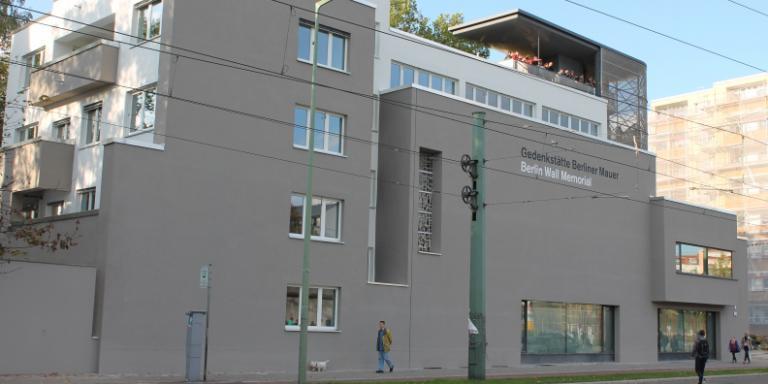 Foto: Anette Wolff | Stiftung Berliner Mauer