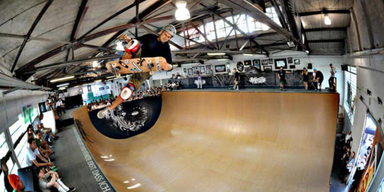 Foto: Skatehalle Berlin