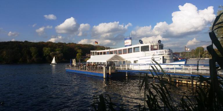 """Foto: Restaurantschiff """"Alte Liebe"""""""