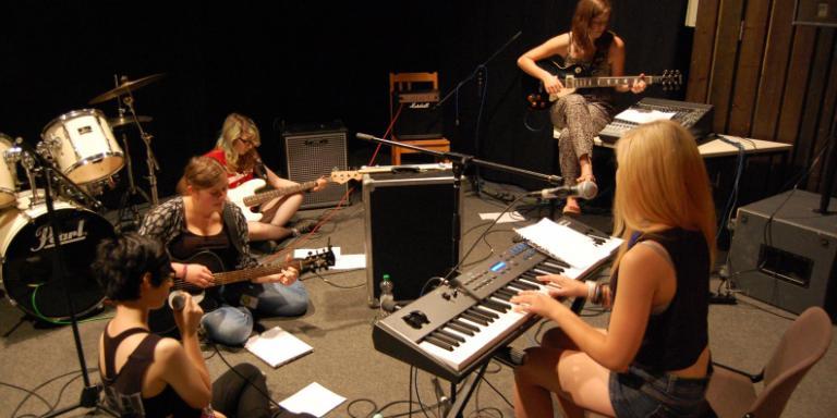 Foto: Musikcamp 2.0