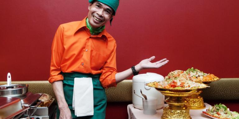Foto: Restaurant Taleh Thai