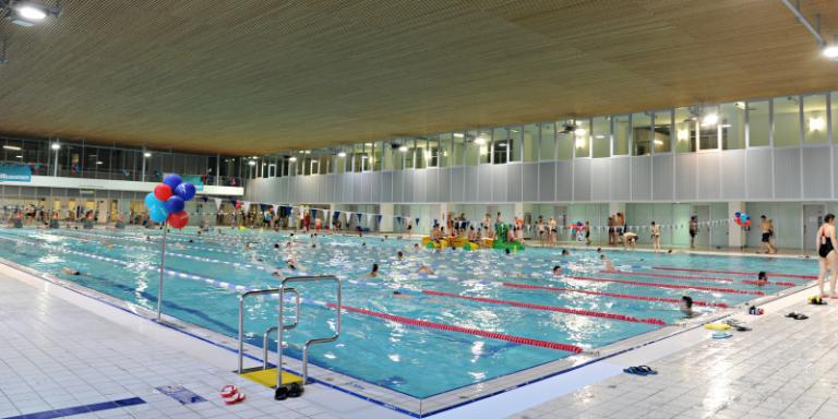 Stadtbad Sch Neberg Hans Rosenthal Swimming Pools Top10berlin