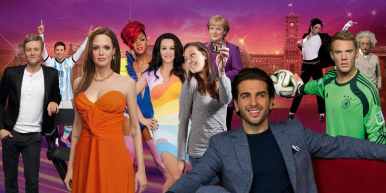 Foto: Madame Tussauds Berlin
