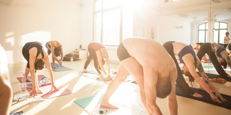 Foto: Berlin Hot Yoga
