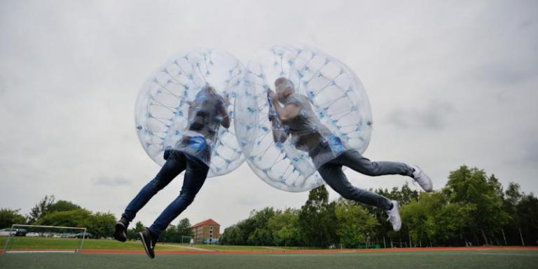 Photo: Bubble Football Germany