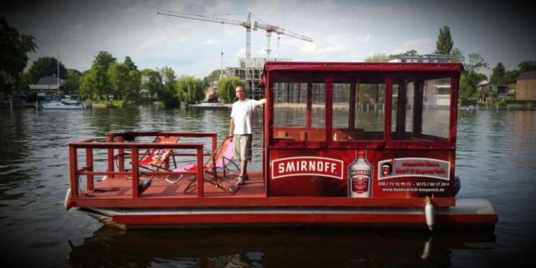 Foto: Meckis Floß-, Boots-, Kanu- & Supverleih