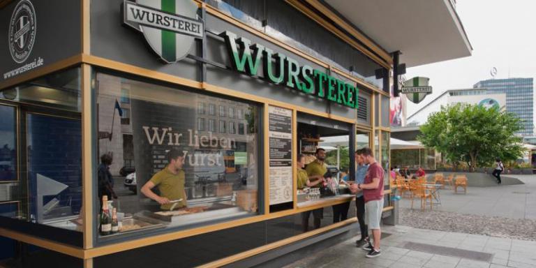 Foto: Wursterei
