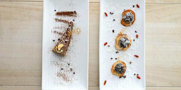 Foto: Amaranth Restaurant, Essentis Biohotel