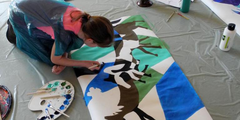 Foto: Jugendkunstschule ATRIUM