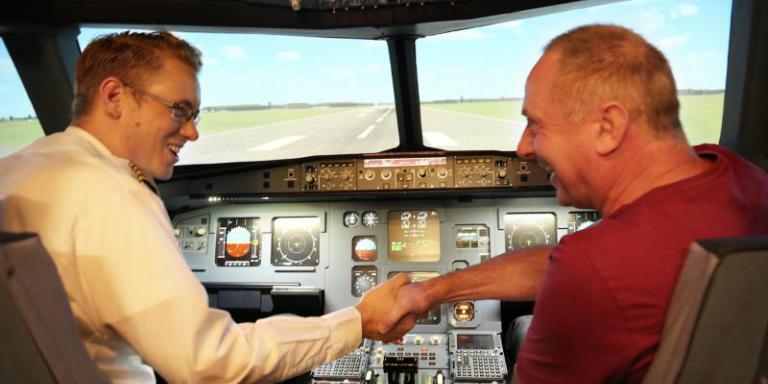 Foto: JetSim Flugsimulation