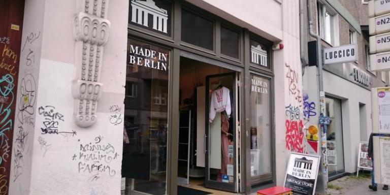 Second hand kleidung ankauf berlin friedrichshain