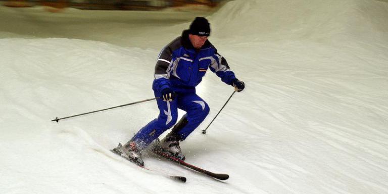 Foto: Snowtropolis Indoor-Skihalle