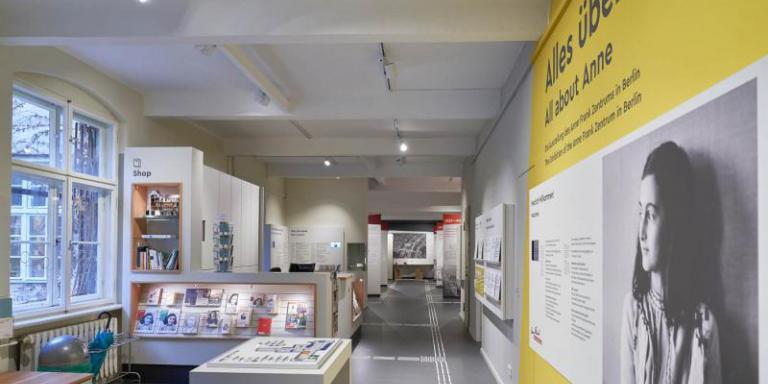 Foto: Anne Frank Zentrum Berlin | Gregor Zielke