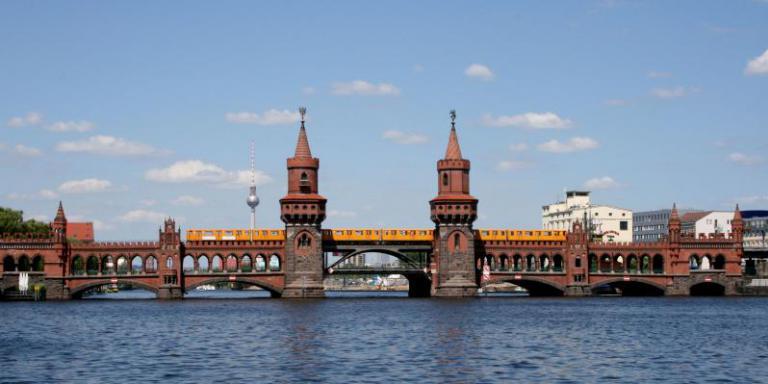Photo: Oberbaumbrücke