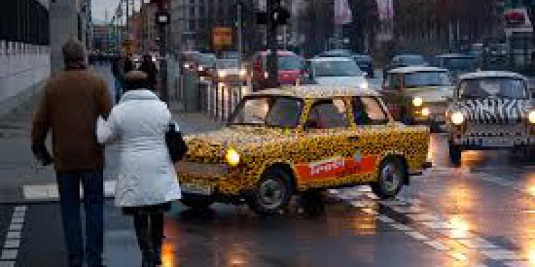 Photo: Trabant car